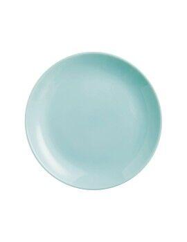 Tapete Antiderrapante Verde 100 % algodão (60 x 0,4 x 40 cm)