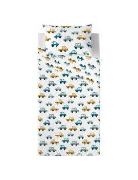 Aparador DKD Home Decor Abeto Madeira MDF (120 x 35 x 82 cm)