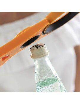 T-Shirt de Alças Luanvi Pol Laranja