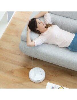 T-Shirt de Alças Luanvi Pol Azul celeste