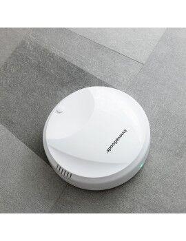 T-Shirt de Alças Luanvi Cardiff Vermelho/Preto