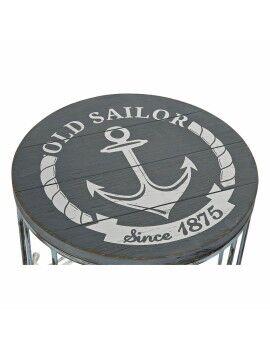 Lâmpada de Mesa DKD Home Decor Metal Cristal Moderno (32 x 50 cm)