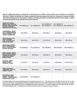 Pintura Style - Boss Creme MDF (2 x 66 x 46 cm)