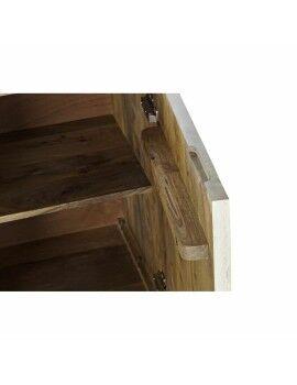 Candeeiro de teto DKD Home Decor Bambu (22 x 22 x 40 cm) (33 x 33 x 40 cm)