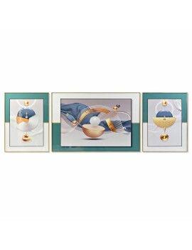Óculos escuros unissexo F18 Hawkers Ouro rosa