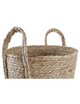 Grelhador dobrável portátil para Carvão DKD Home Decor Metal