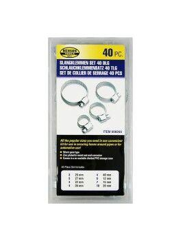 Estantes DKD Home Decor Preto Cristal Forja (32 x 32 x 170 cm)