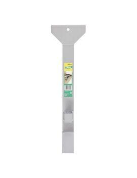 Lâmpada de Mesa DKD Home Decor Preto Poliéster Metal Dourado (38 x 20 x 54 cm)