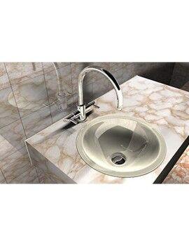 Banqueta Step Plástico Branco (29 x 25 x 18,5 cm)